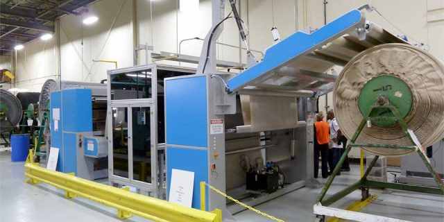 A New Way: Automotive Fabric Inspection