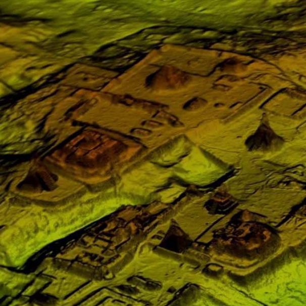 Discovering Cities: Lidar Past, Present & Future