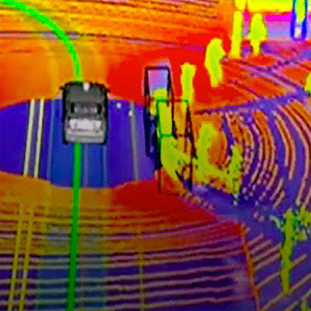 Avoiding bumps on the road: how thermal imaging can improve the safety of autonomous vehicles