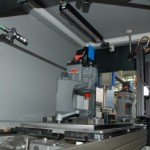 Vision System with Laser Illumination Inspects Disc Brakes