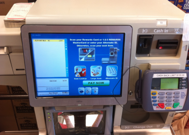 The future of self-checkout means no check out at all