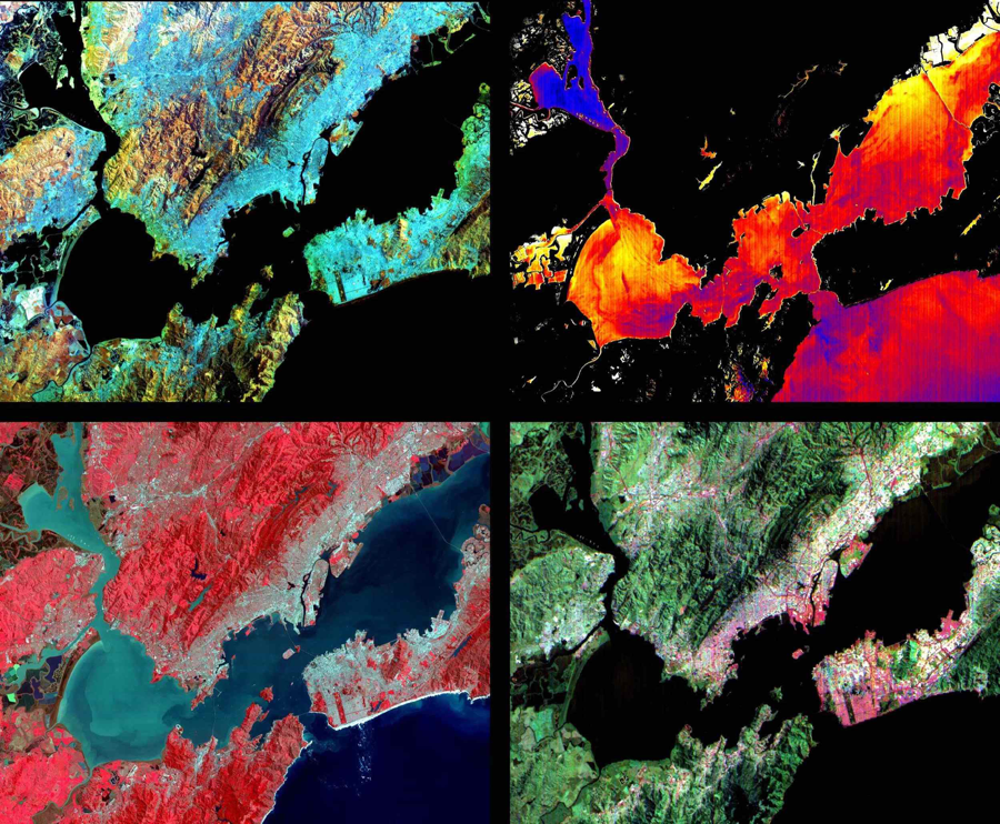 Hunting new mining deposits with hyperspectral imaging | Possibility