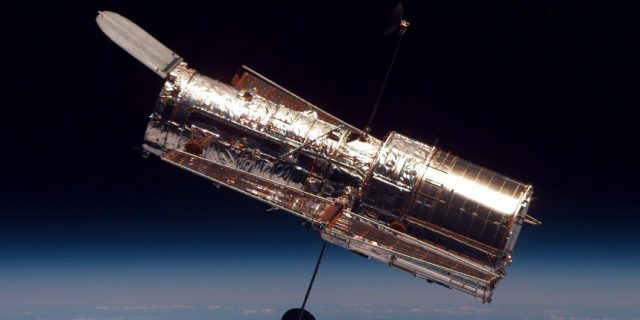 Looking UP: Space-Based Satellites That Feed our Fascination with the Universe