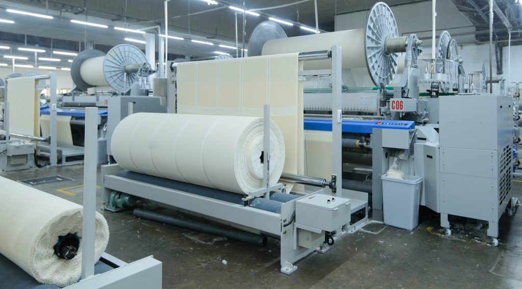 A New Look: How Machine Vision Is Changing Textile Inspection