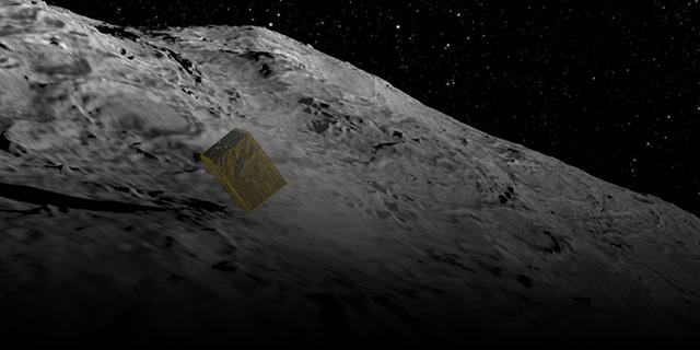 A closer look, very far away: JAXA lands a multispectral imaging robot on asteroid Ryugu