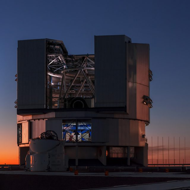 How the Very Large Telescope Uses Direct Imaging to Find Exoplanets