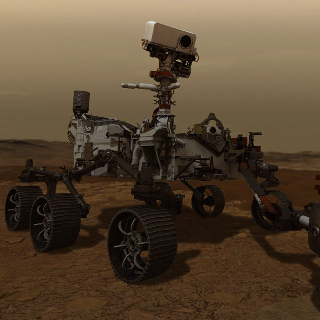 Perseverance Looks For Past Life on Mars, and Prepares for the Future